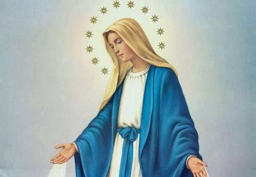 nossa senhora maria imaculada