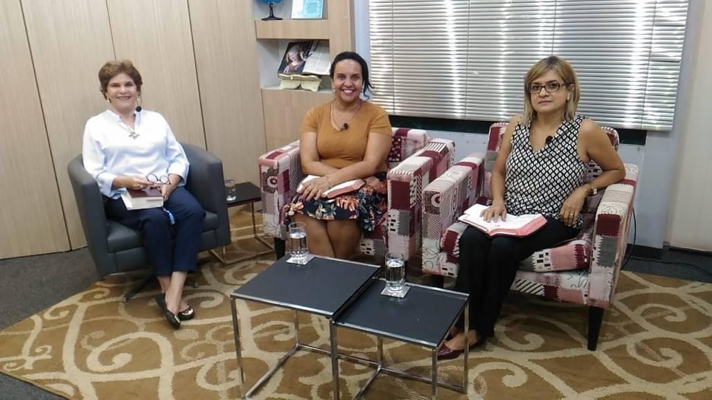 Ana Clara, Maíla Aguiar e Yeda