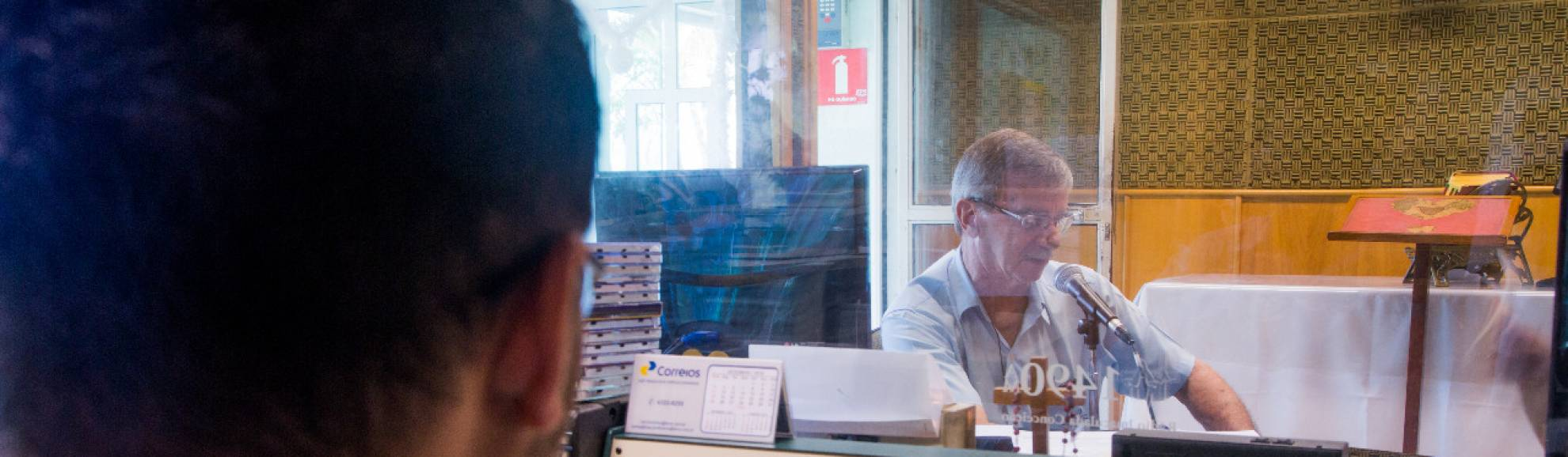 Estúdio Rádio