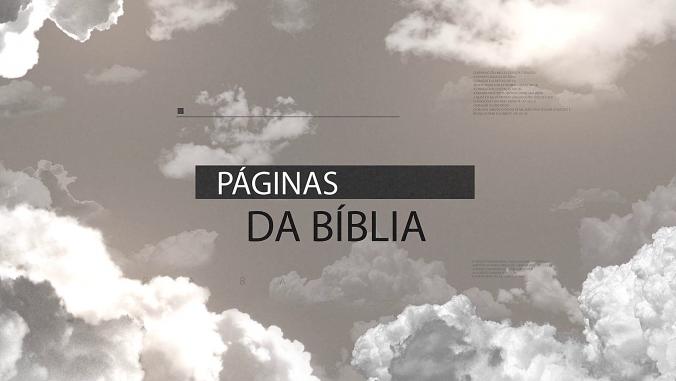 Páginas da Bíblia (Arquivo MI)